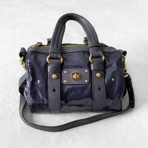 MARC BY MARC JACOBS Purple Turnlock Crossbody Bag